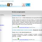 Selinum, un serveur de livres numériques académique, fonctionnement et usage